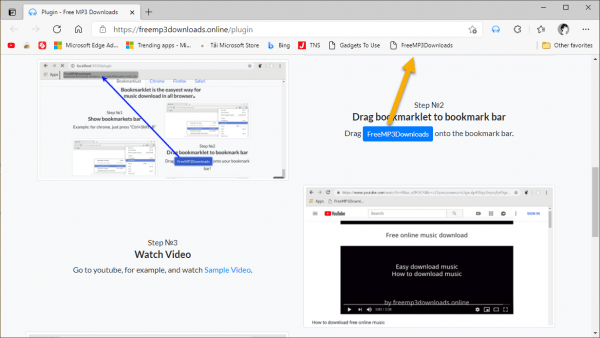 FreeMP3Downloads.online: Tải video/âm thanh trên YouTube, Facebook, SoundCloud,…