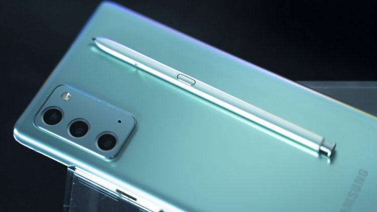 Samsung Galaxy Note 20, Note 20 Ultra điều chỉnh giá còn 14,9 triệu đồng