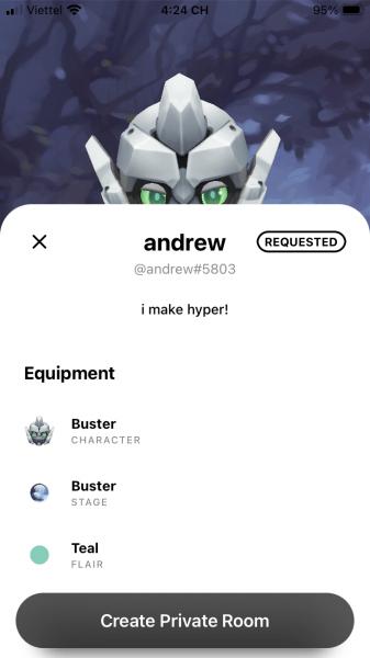 Hyper Online: Ứng dụng trò chuyện phong cách Animoji