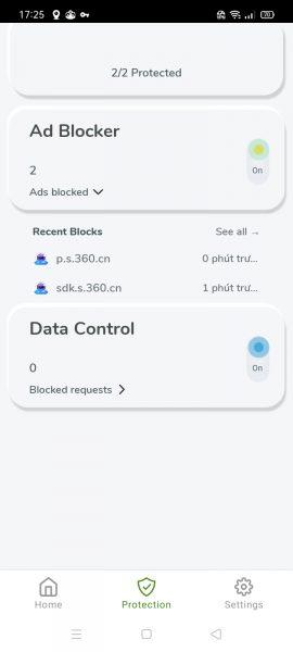 Incognito VPN: Kết nối VPN, chặn quảng cáo trên app và trình duyệt Android