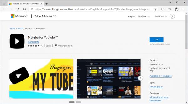 Chặn quảng cáo Preroll, đăng bình luận tự động,… trên YouTube