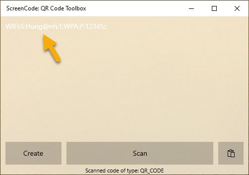 ScreenCode: Ứng dụng UWP giúp tạo, đọc mã QR