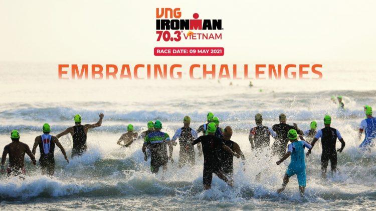 VNG IRONMAN 70.3 Việt Nam trở lại Đà Nẵng ngày 9/5/2021