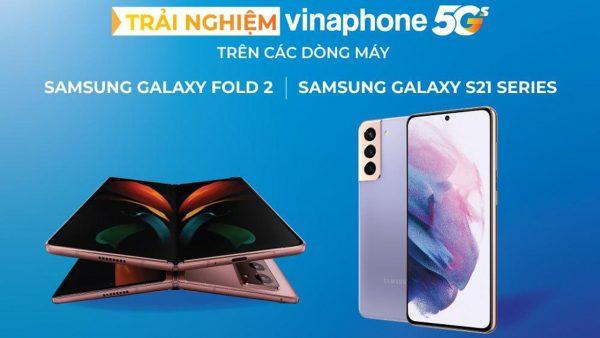 Thêm nhiều dòng máy Samsung sử dụng được VinaPhone 5G