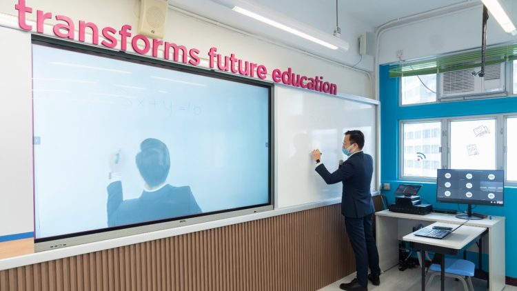 Lenovo ra mắt giải pháp lớp học thông minh