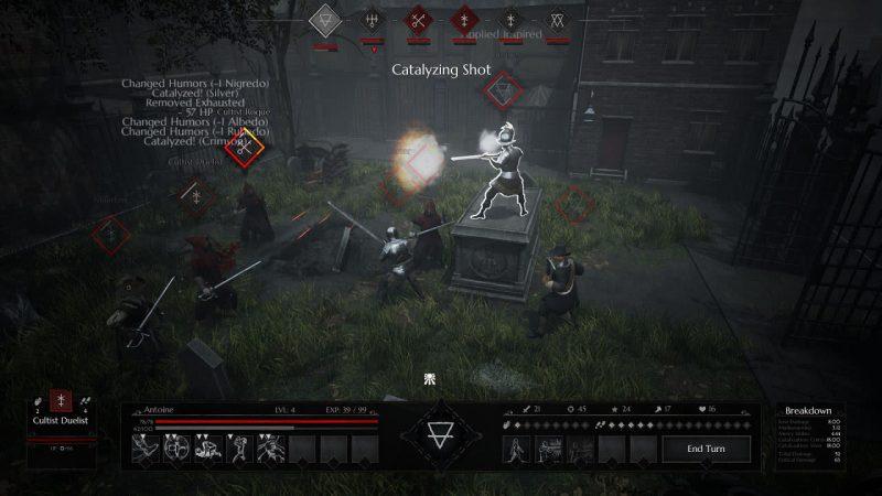 Đánh giá game Black Legend