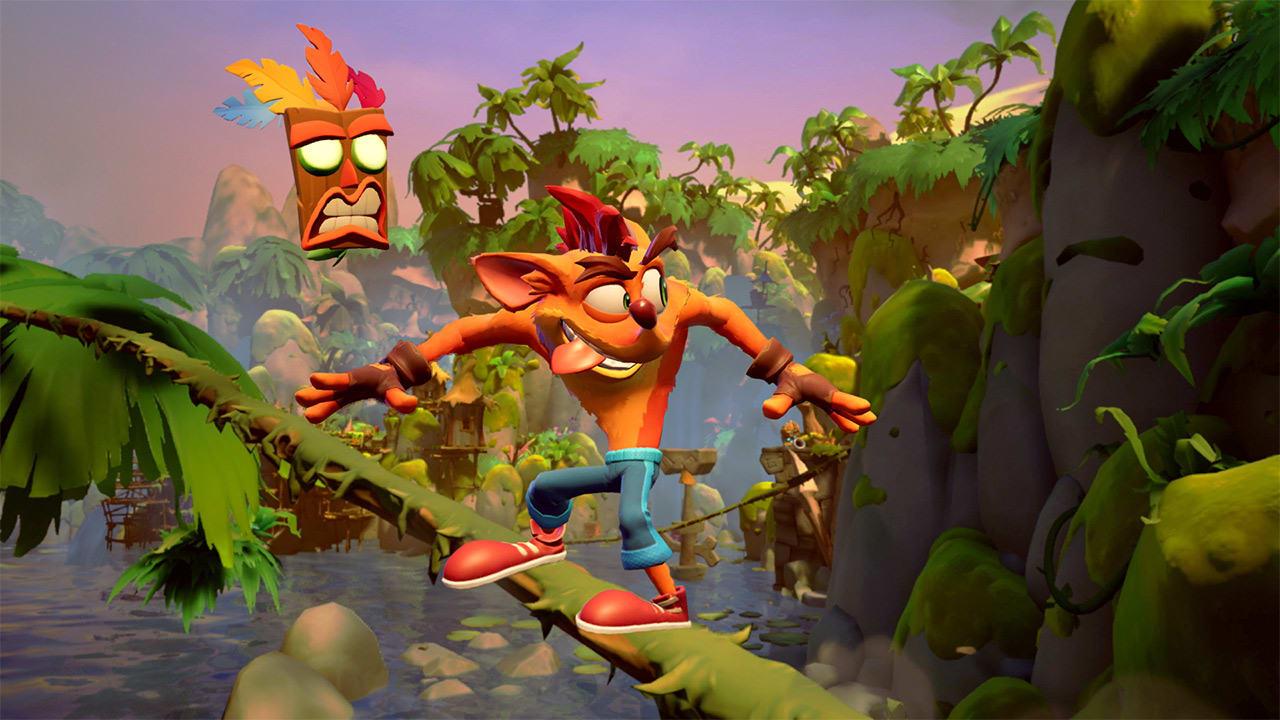 Đánh giá Crash Bandicoot 4: It's About Time phiên bản Switch