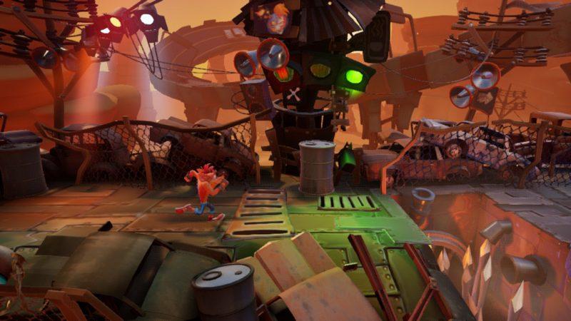 Đánh giá game Crash Bandicoot 4: It's About Time (Switch)