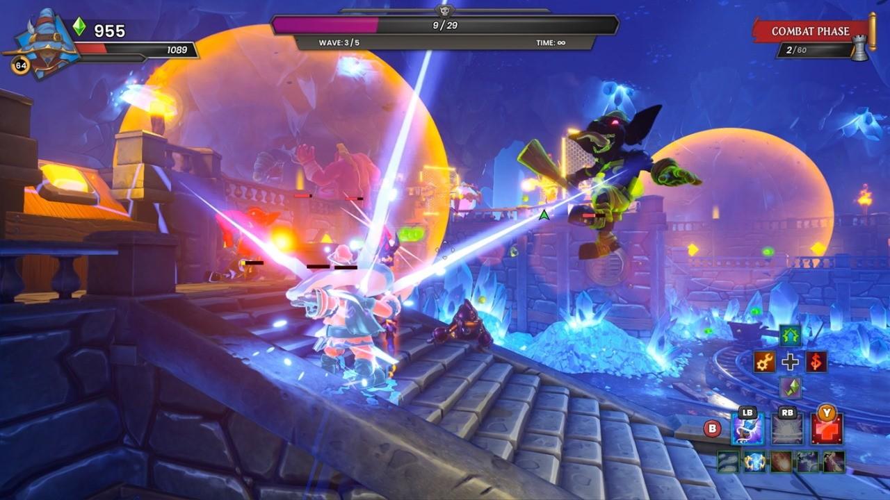 Đánh giá Dungeon Defenders: Awakened