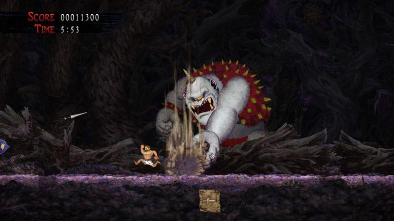 Đánh giá game Ghosts 'n Goblins Resurrection