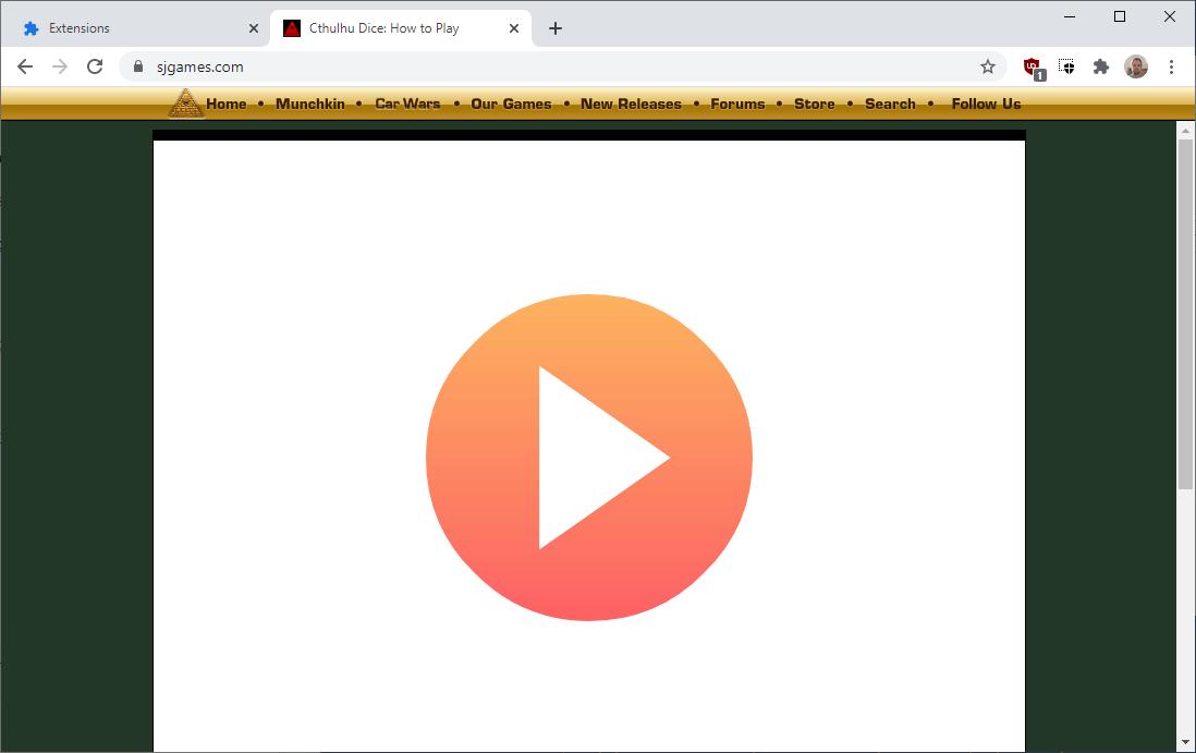 Cách chạy game flash trên trình duyệt Chrome