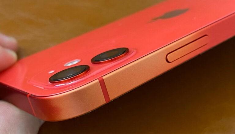 iPhone 11 và iPhone 12 bị phai màu trên khung nhôm?