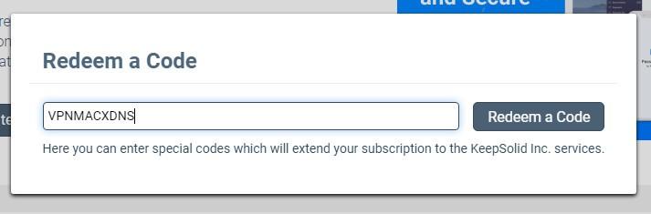 Cách lấy KeepSolid VPN Unlimited miễn phí 6 tháng