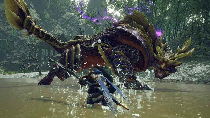 Đánh giá game Monster Hunter Rise