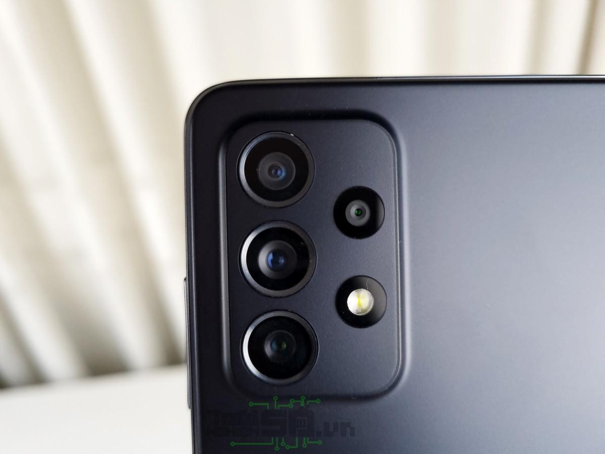 Cụm camera sau Samsung Galaxy A72