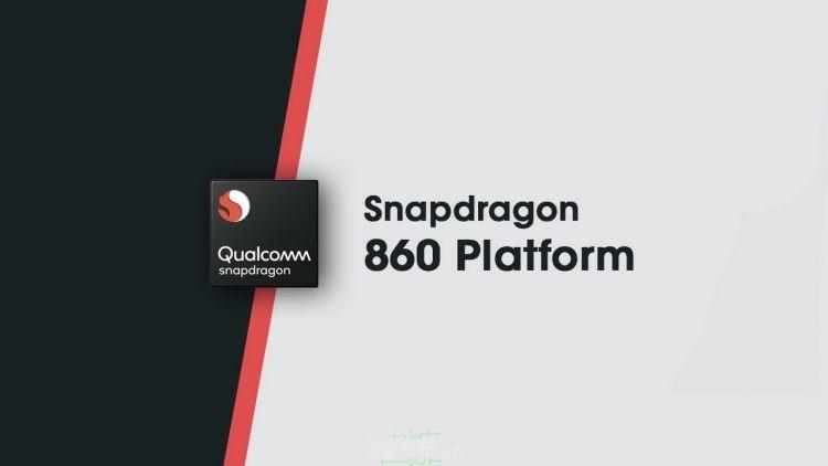 Con chip Snapdragon 860 có gì hot?