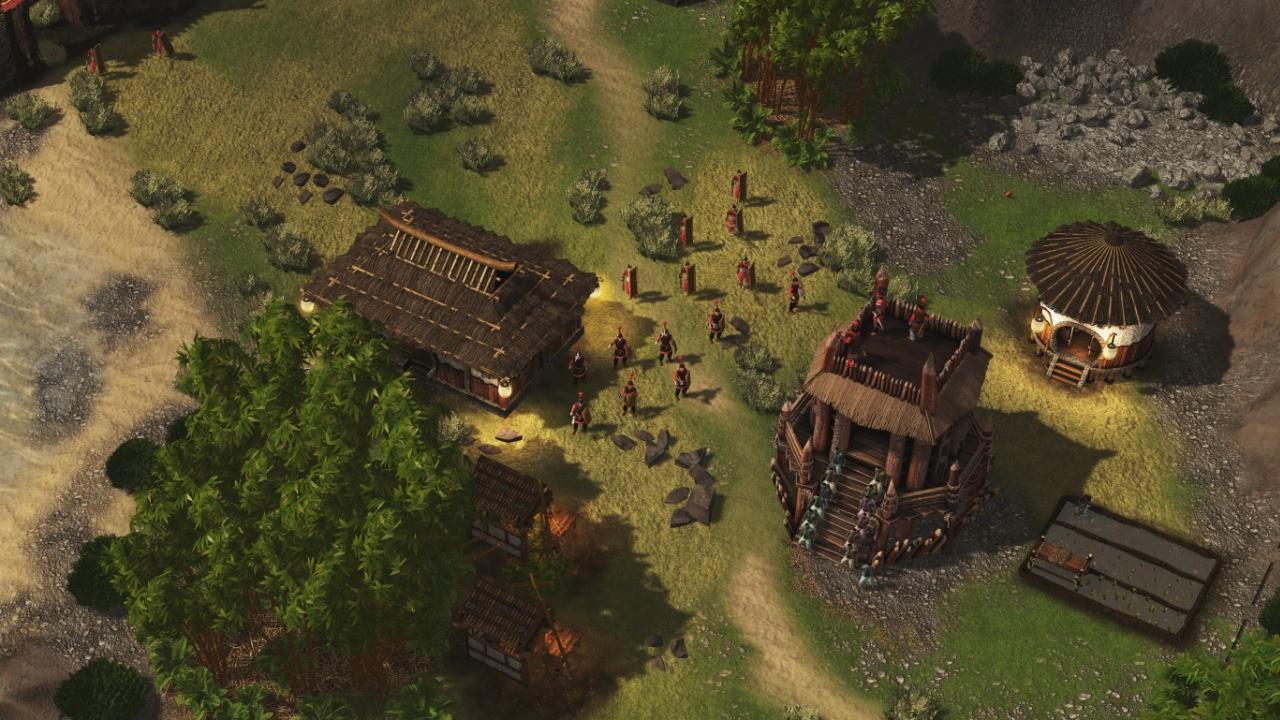 Đánh giá Stronghold Warlords