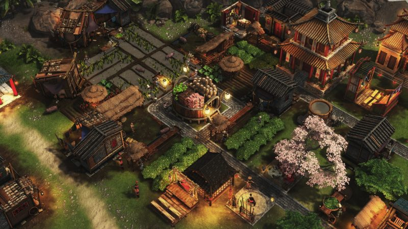 Đánh giá game Stronghold Warlords