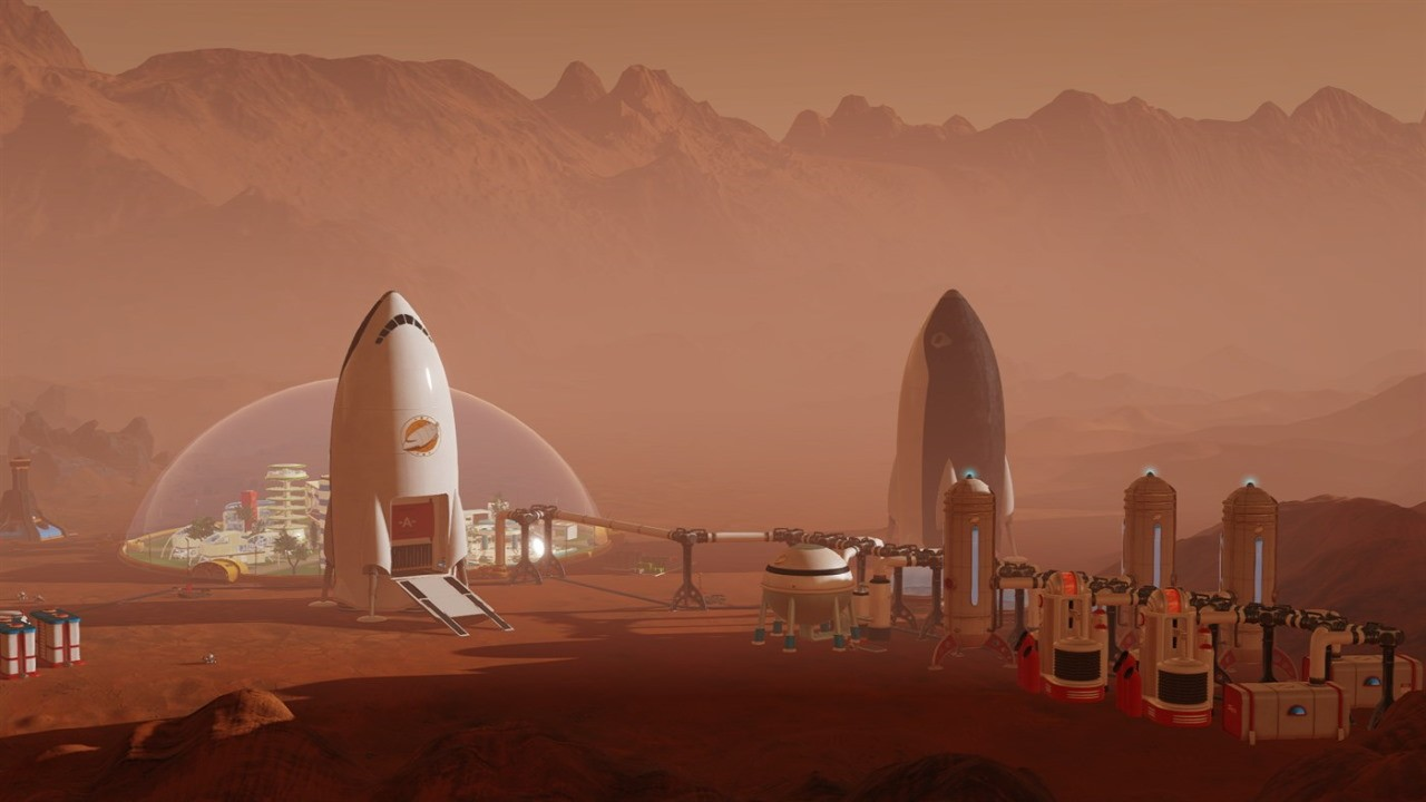 Đánh giá Surviving Mars