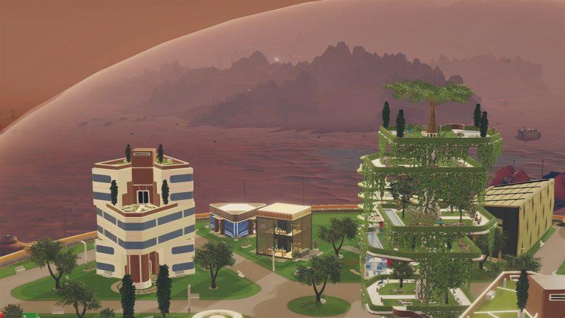 Đánh giá game Surviving Mars