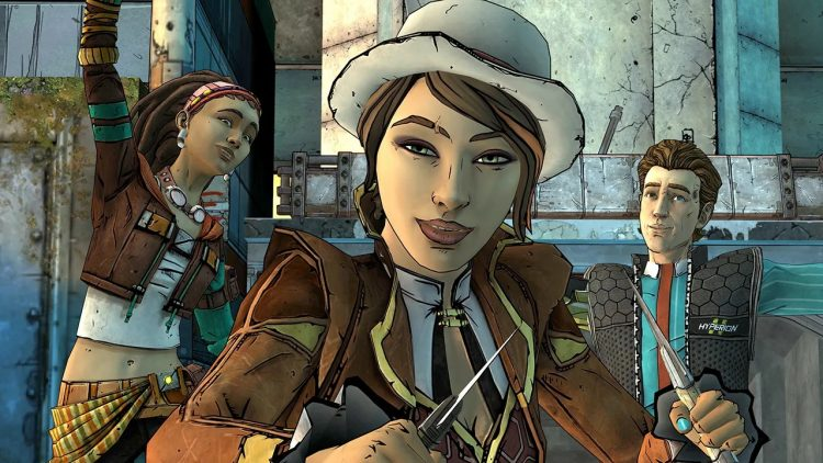 Đánh giá Tales from the Borderlands