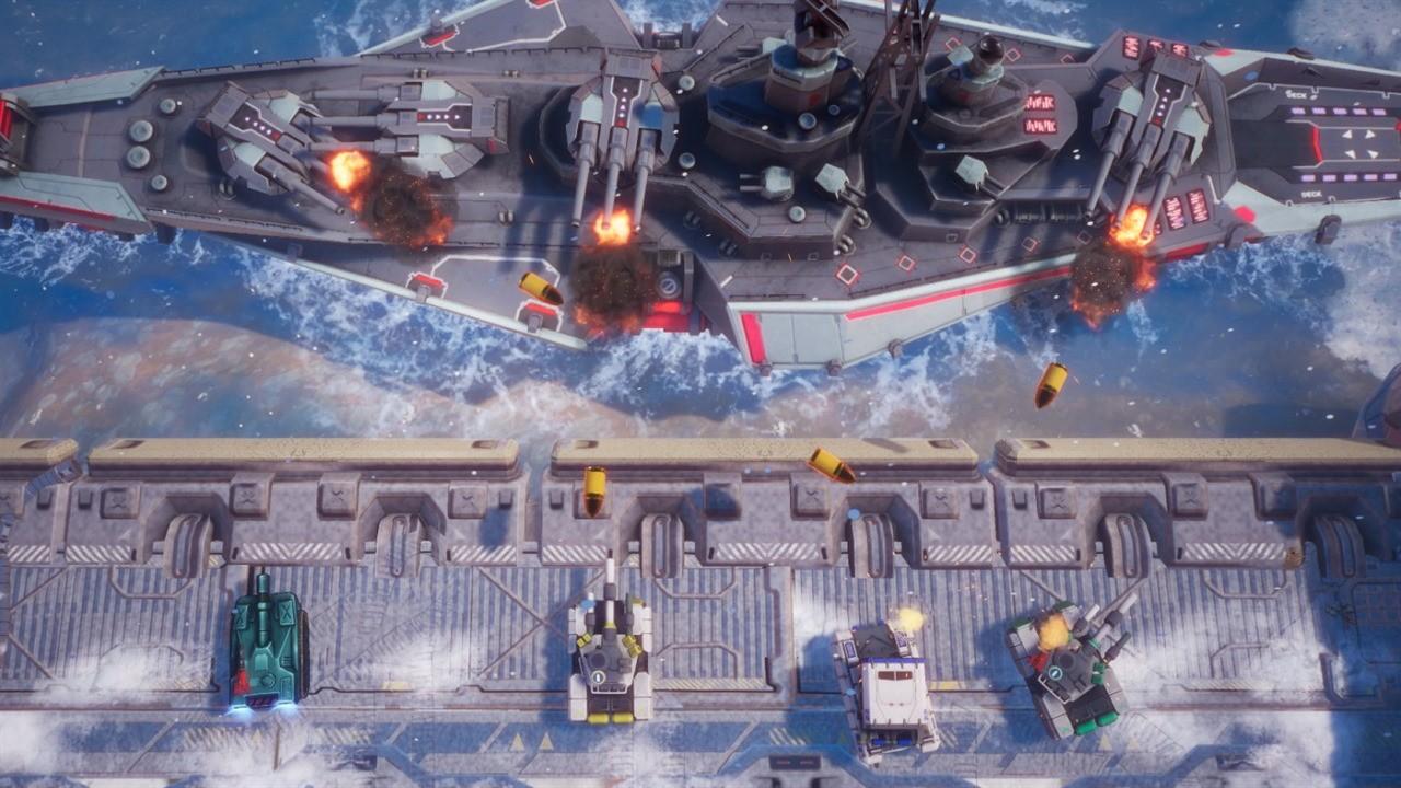 Đánh giá Tank Brawl 2: Armor Fury