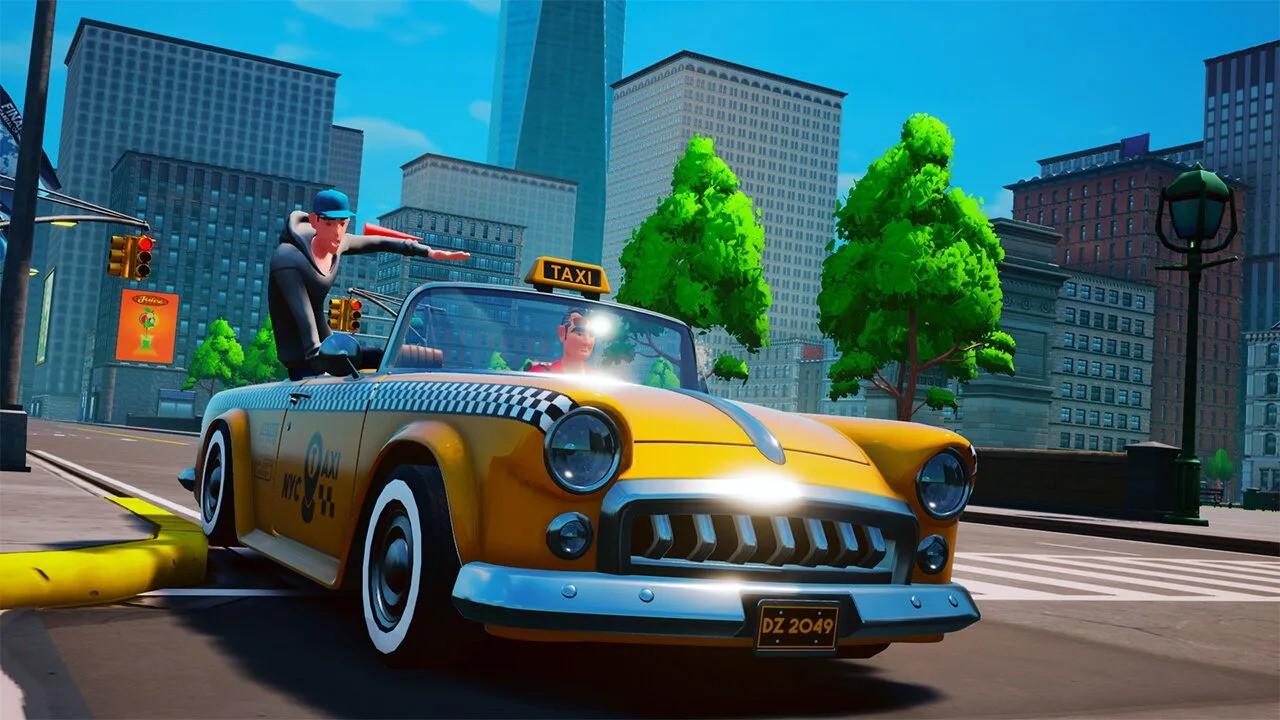 Đánh giá Taxi Chaos