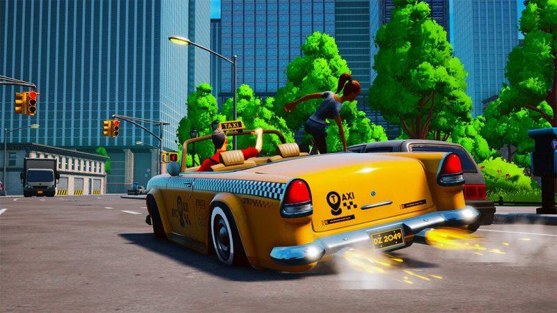 Đánh giá game Taxi Chaos