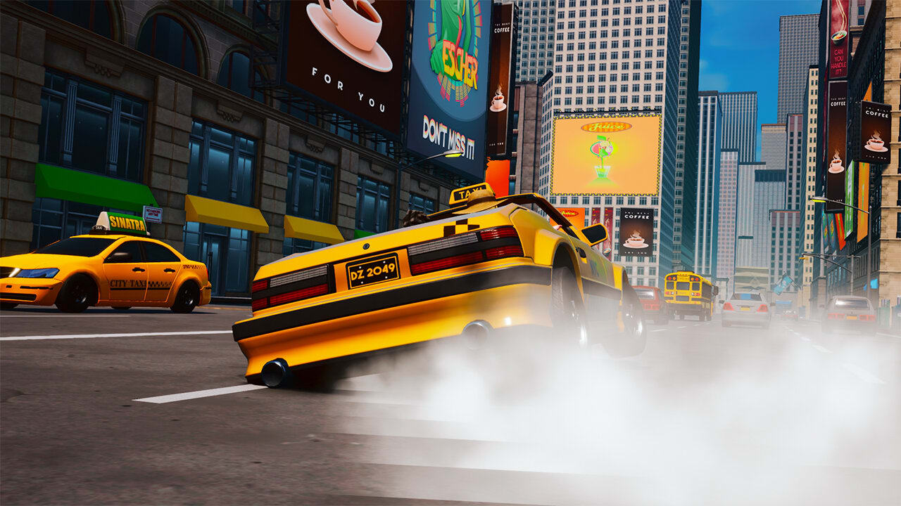 Kinh nghiệm chơi game Taxi Chaos
