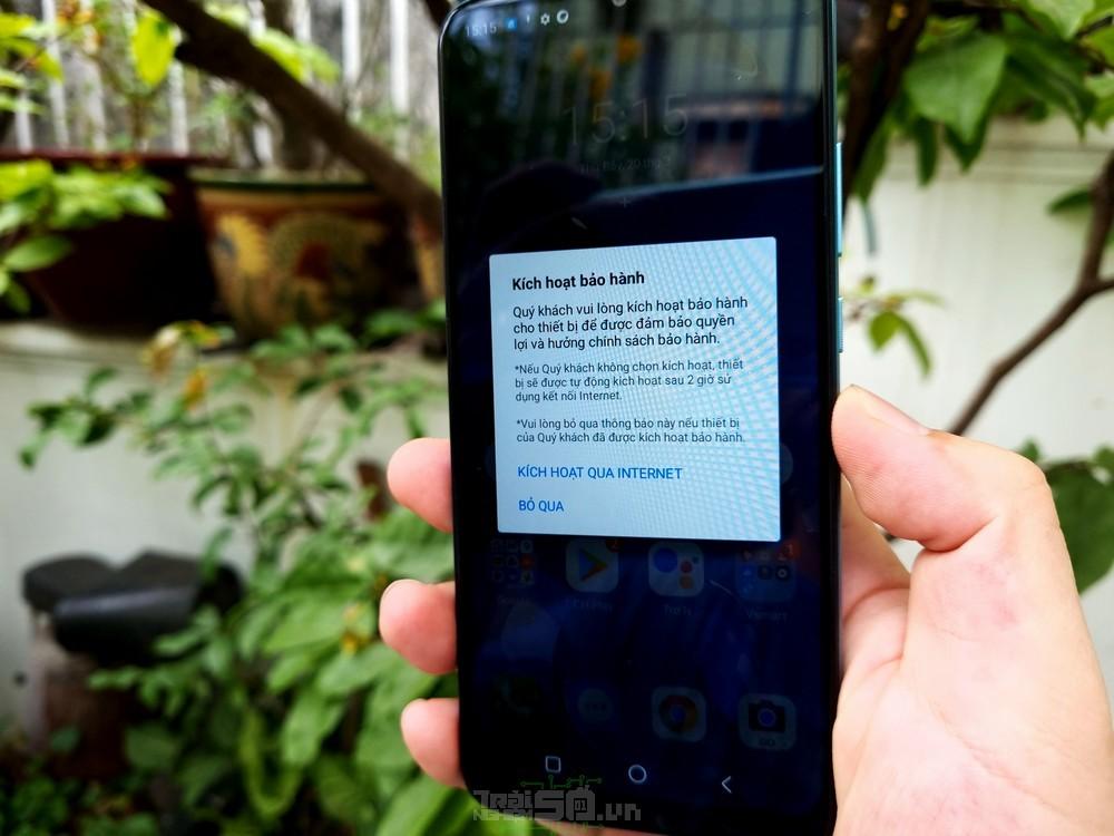 Trên tay Vsmart Star 5: điện thoại giá tốt, cấu hình ổn