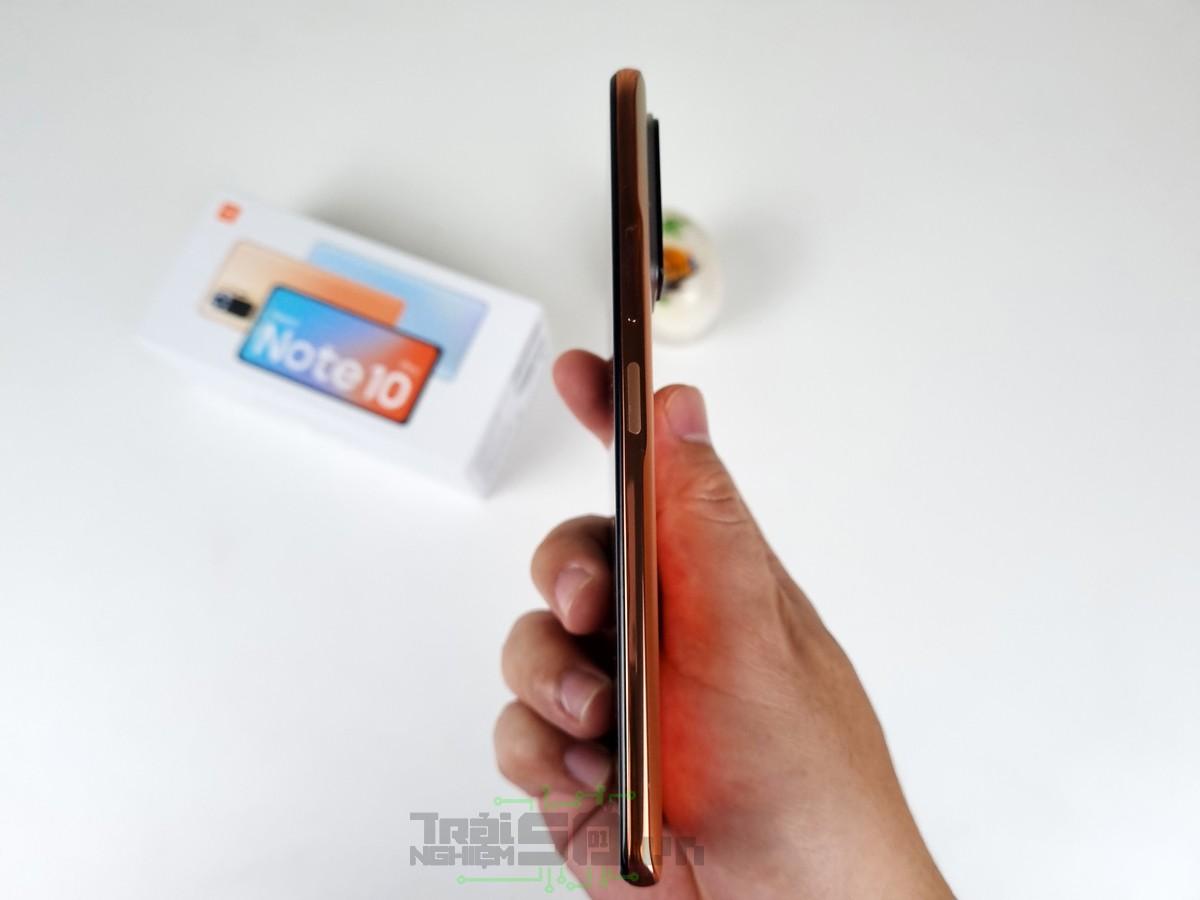 Khung viền Redmi Note 10 Pro