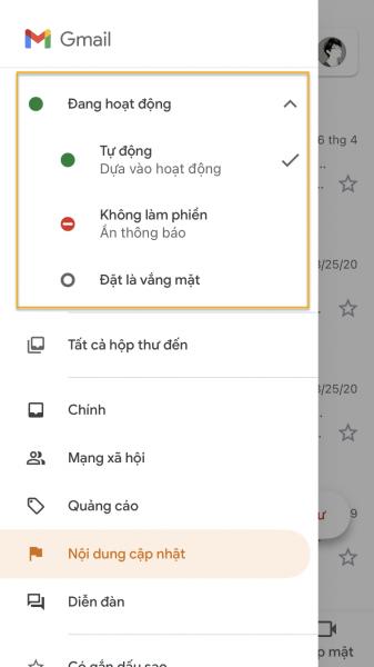 Cách bật và sử dụng Google Chat trong ứng dụng Gmail