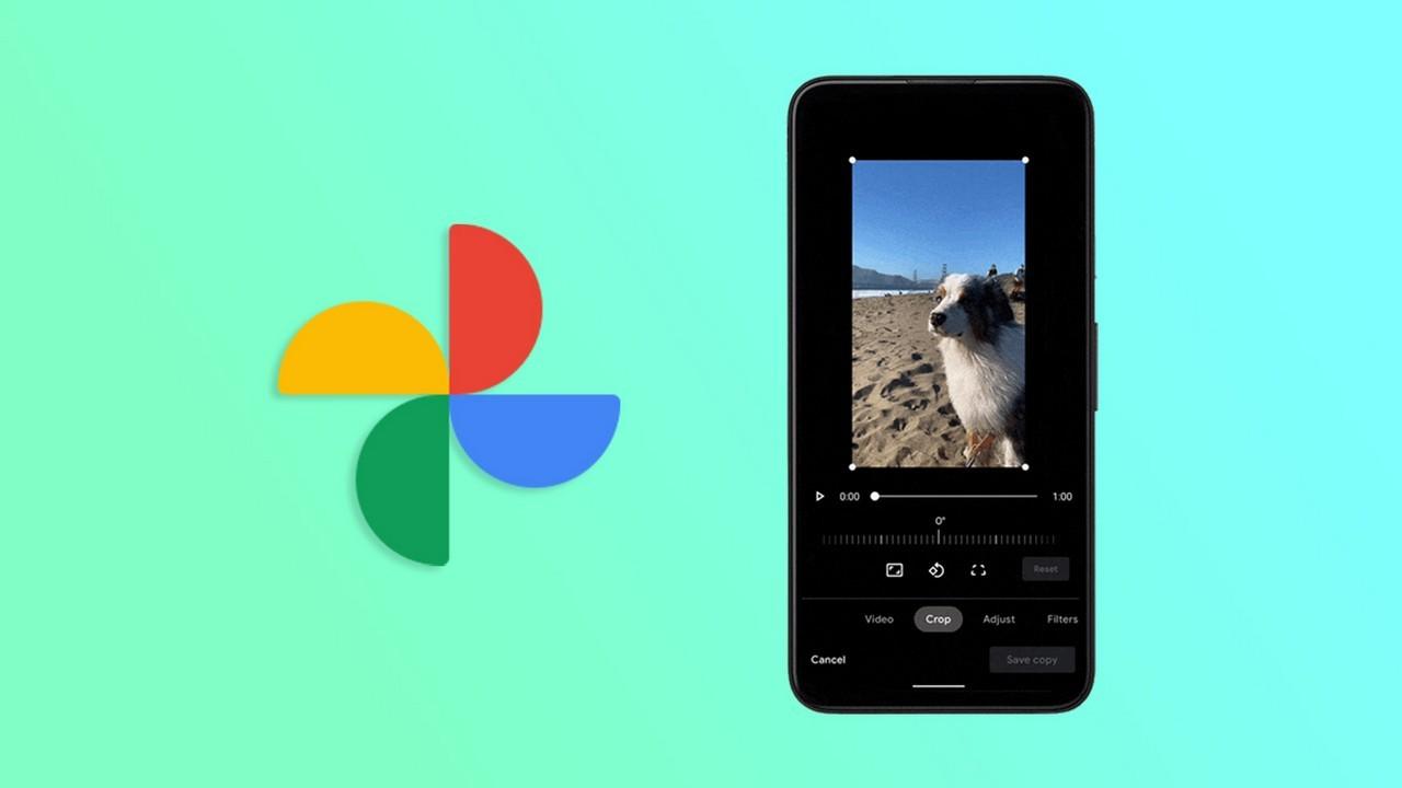 Cách chỉnh sửa video trong ứng dụng Google Photos của Android