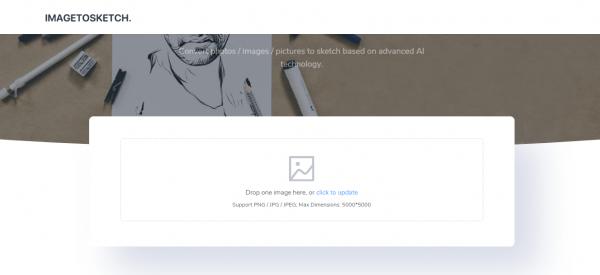 ImagetoSketch: Dùng AI chuyển đổi hình ảnh sang tranh phác thảo