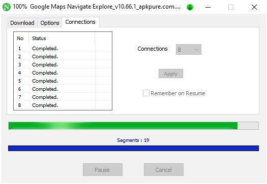 NeatDownloadManager: Trình tăng tốc tải file miễn phí cho Windows, Mac