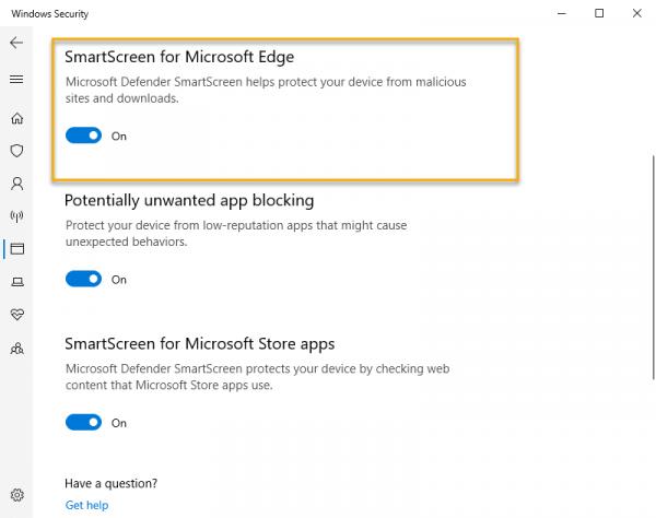 Làm gì khi không mở được Microsoft Edge?