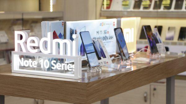 FPT Shop kinh doanh các sản phẩm thông minh chính hãng Xiaomi