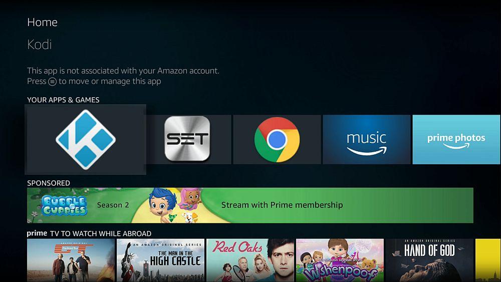 Cách cài đặt Kodi trên Smart TV