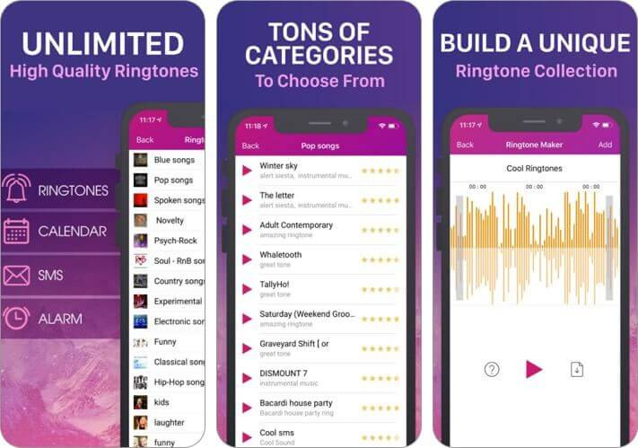 Cool Ringtones: Ringtone Maker