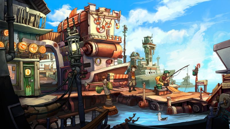 Đánh giá game Deponia: The Complete Journey