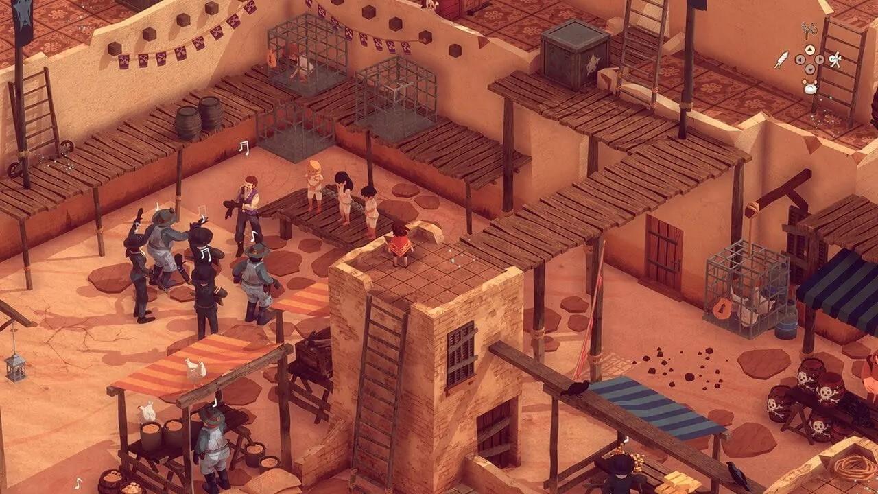 Đánh giá game El Hijo – A Wild West Tale