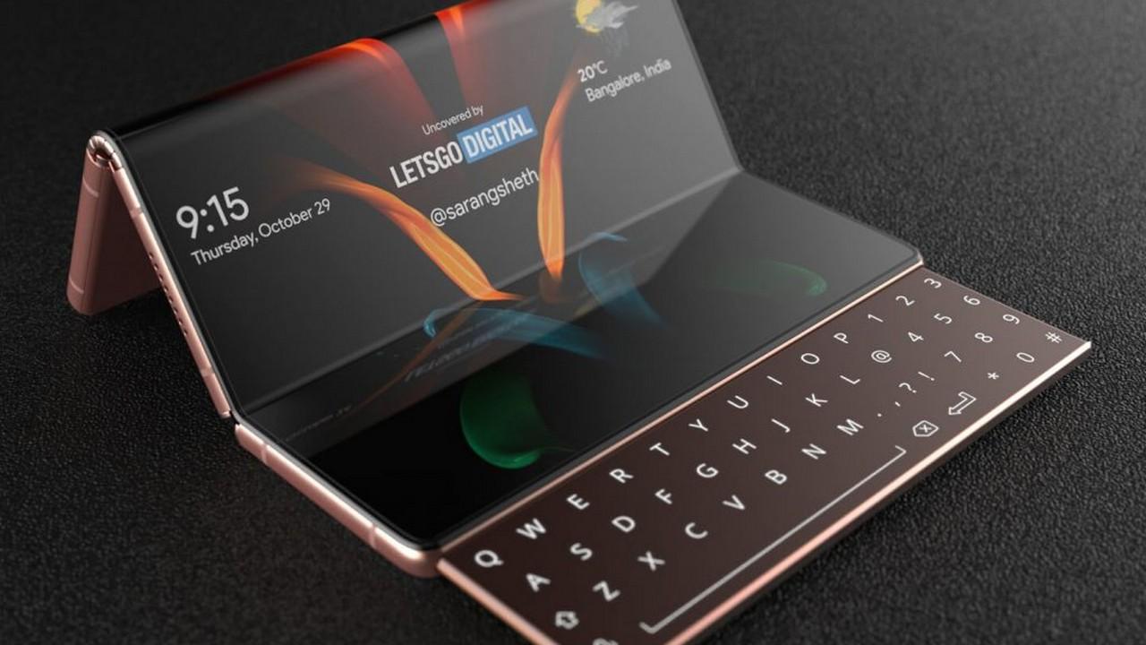 Samsung Galaxy Z Fold 3 sẽ có thiết kế mới