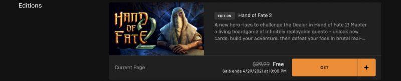 Đang miễn phí 2 game Alien: Isolation và Hand of Fate 2