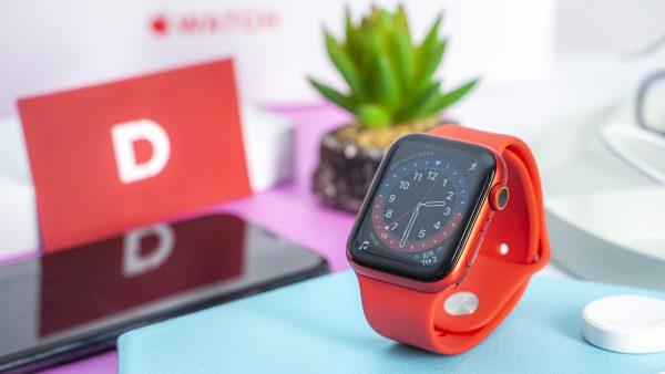 Apple Watch 6 giá chỉ từ 9,4 triệu đồng