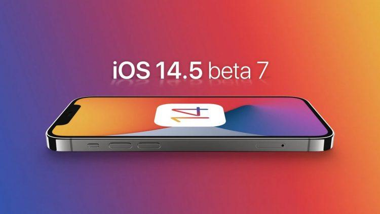 iOS 14.5 beta 7 có gì mới?