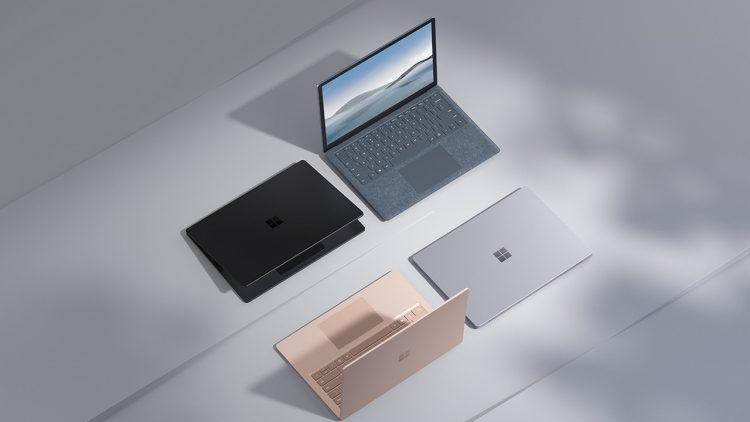 Microsoft Surface Laptop 4 chính thức được ra mắt