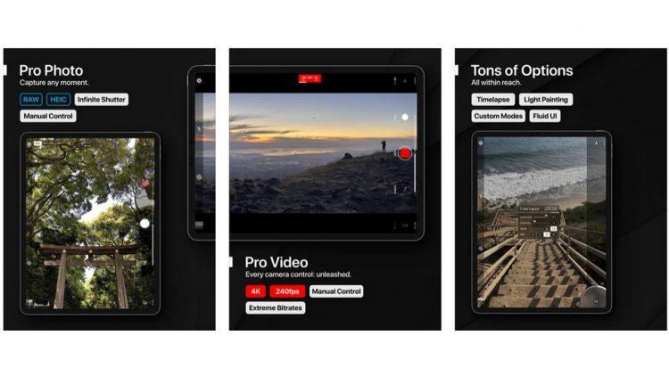 Đang miễn phí ứng dụng chụp ảnh chuyên nghiệp ProShot dành cho iPhone