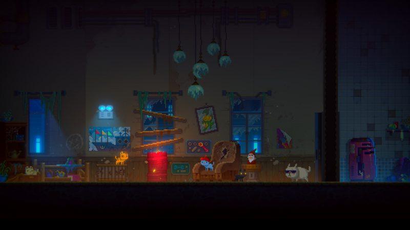 Đánh giá game Tales of the Neon Sea