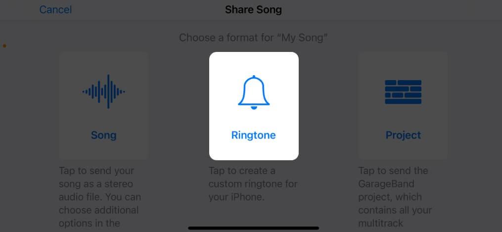 Cách tạo nhạc chuông trên iPhone không cần máy tính (2021)