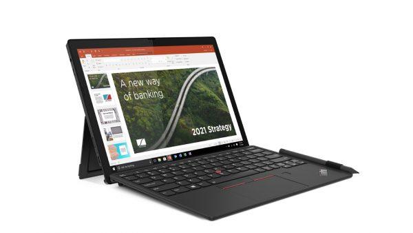 Lenovo ra mắt máy tính bảng hiệu suất cao ThinkPad X12 Detachable với bàn phím rời
